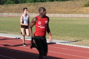 Pas de record pour Ali et Tristan au 100m