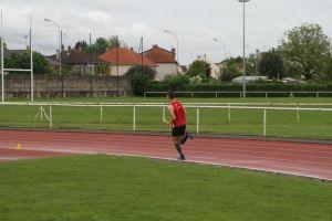 Julien, 2nd relayeur