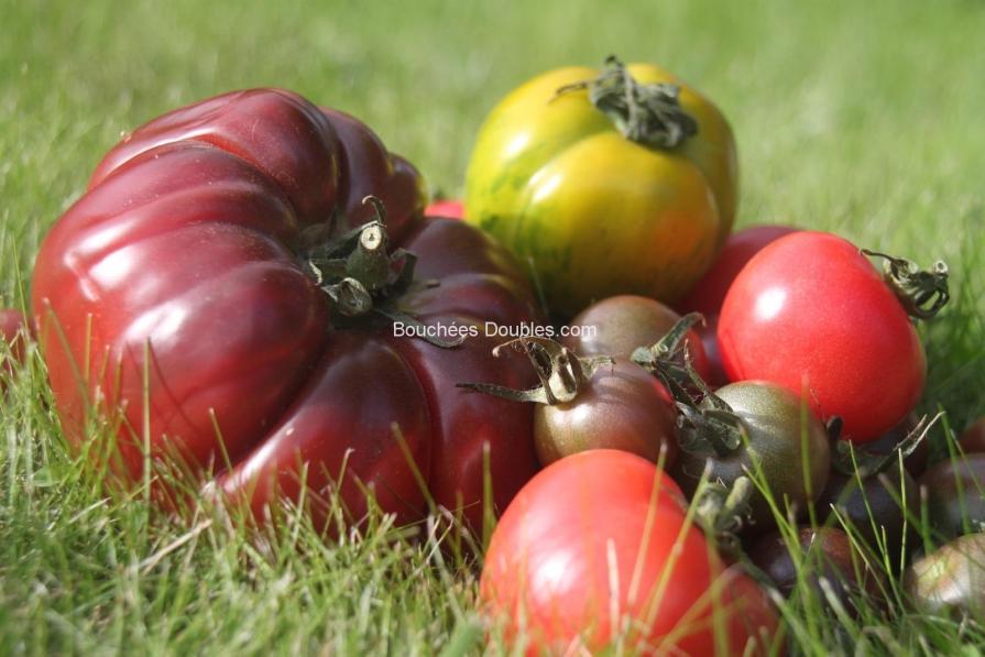 Tomates PRAL record