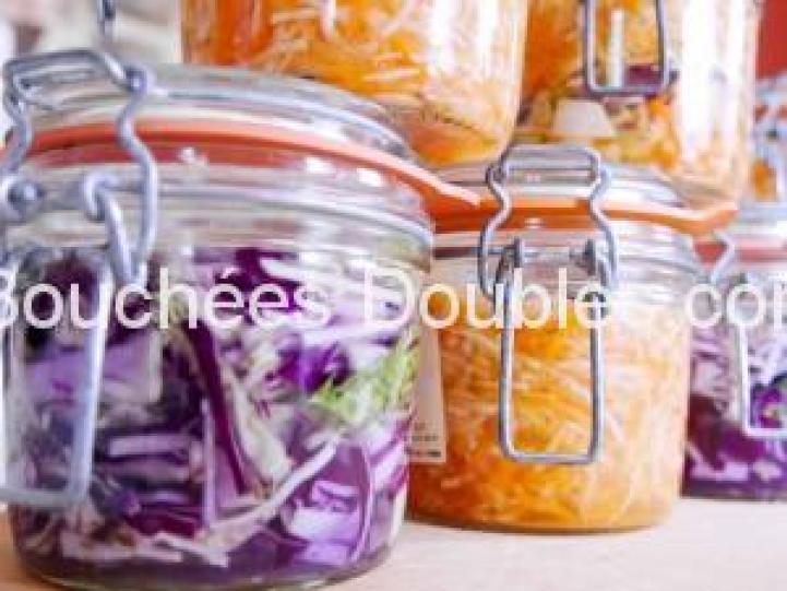 Mes légumes test, choux pomme, rouge et vert, carotte céleri radis noir
