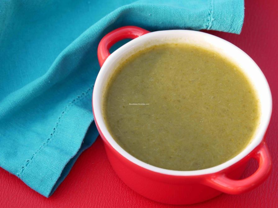 Soupe hyper alcalinisante 1
