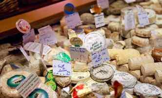 fromages affinés