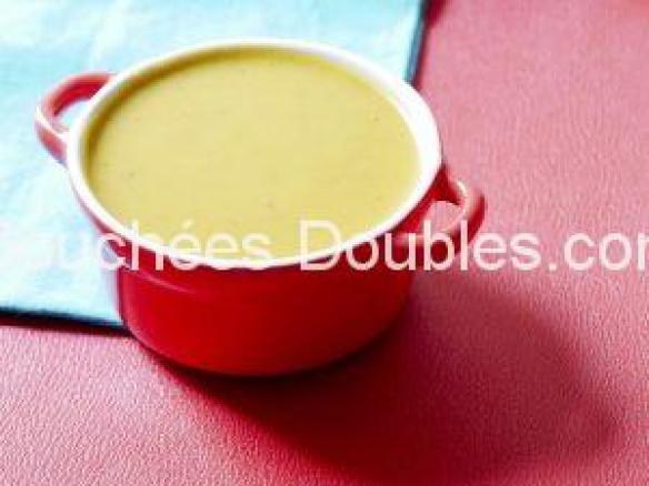 velouté de légume sans crème ni lactose