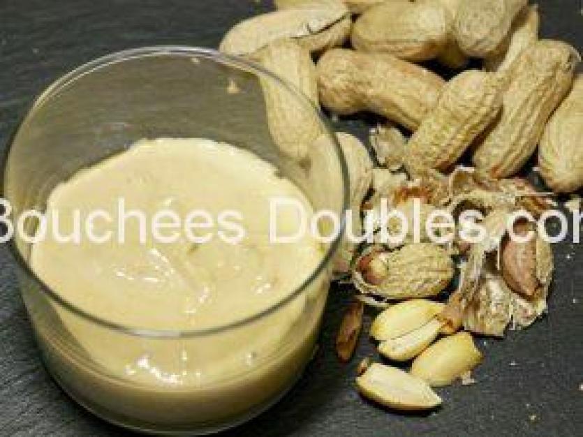 crème de cacahuète