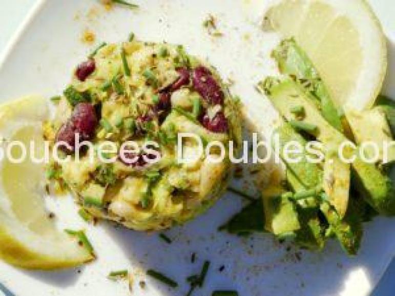 Cliquez ici pour découvrir cette recette alcaline de légumes et de légumineuses froides