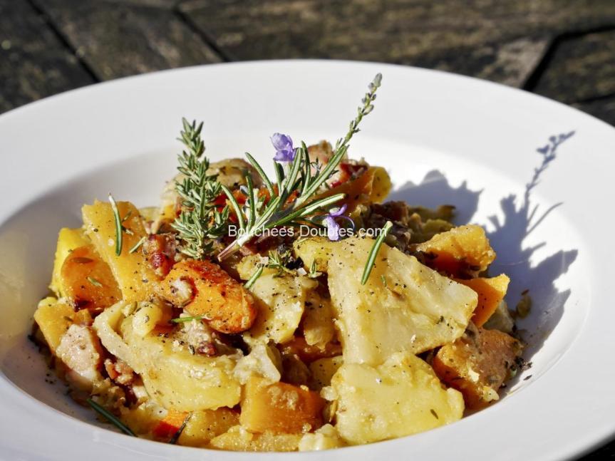 Cliquez ici pour découvrir cette recette alcaline simple et gourmande de légumes anciens et leurs atouts santé