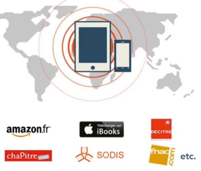 Découvrez mes livres dans toutes les librairies des pays francophones
