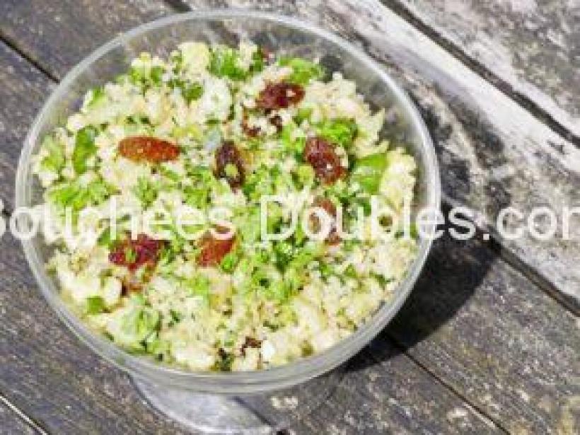 Cliquez ici pour découvrir la cuisine acido-basique avec cette recette de taboulé alcalin aux légumes de saison