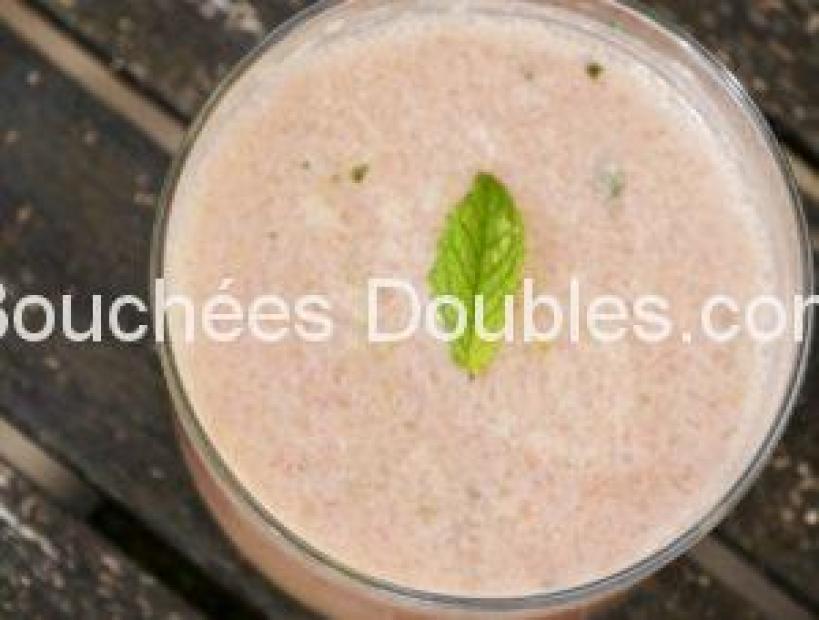 Cliquez ici pour découvrir cette recette santé simple, facile et rapide de raïta alcalin de concombre.