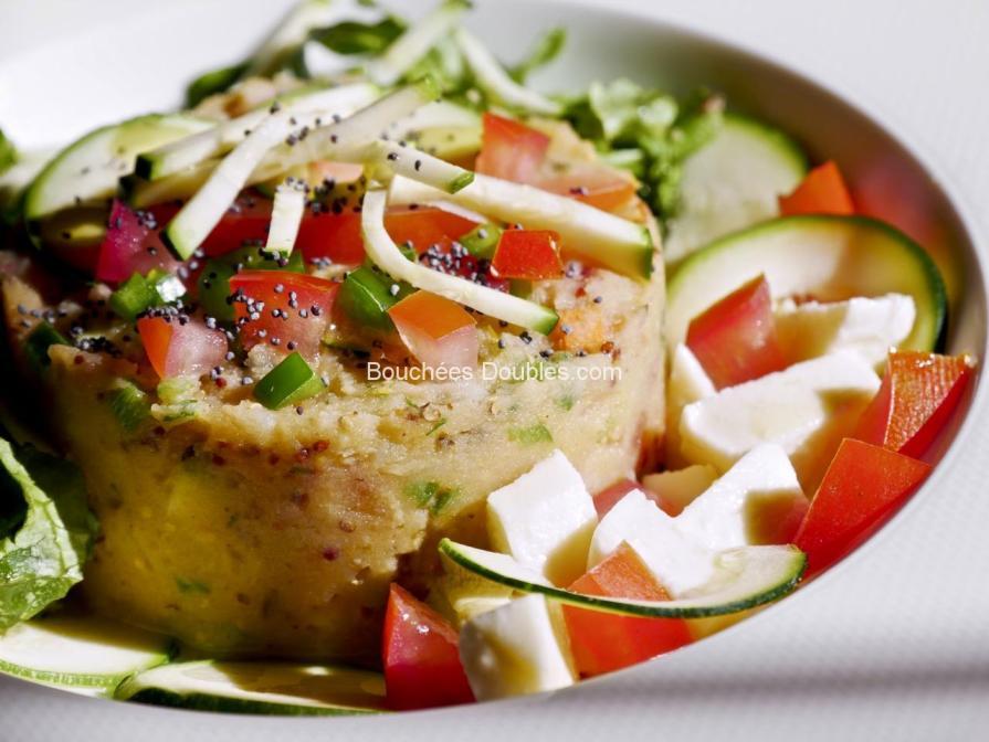 Découvrez cette recette de cuisine alcaline gourmande, facile, rapide et pleine d'atouts santé.