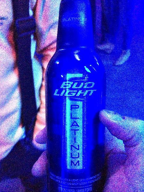 Bud Light Platinium