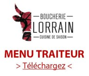 Menu Traiteur 2014-2015