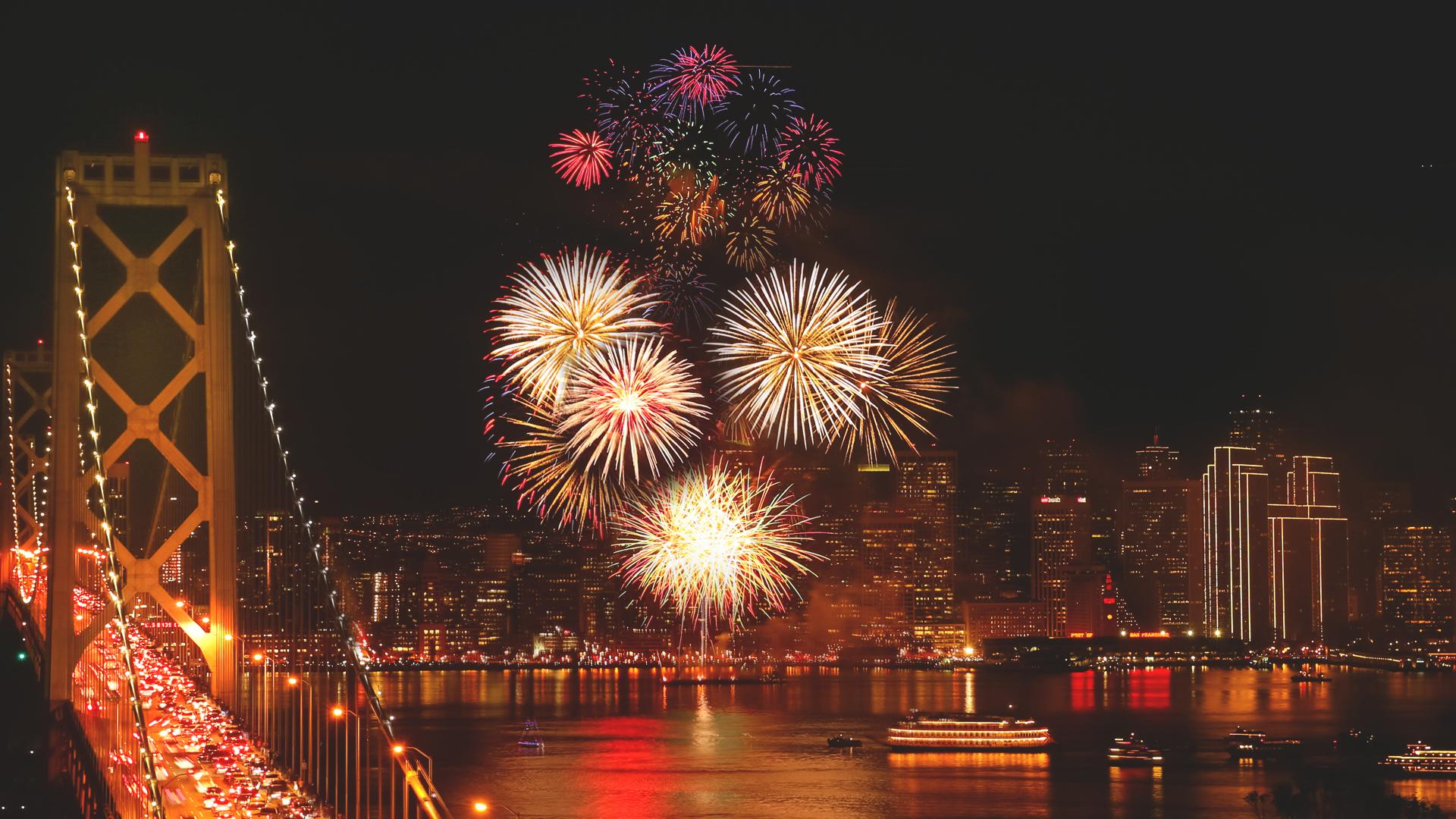 4 Best Places to Watch Fireworks in San Francisco  Boudin
