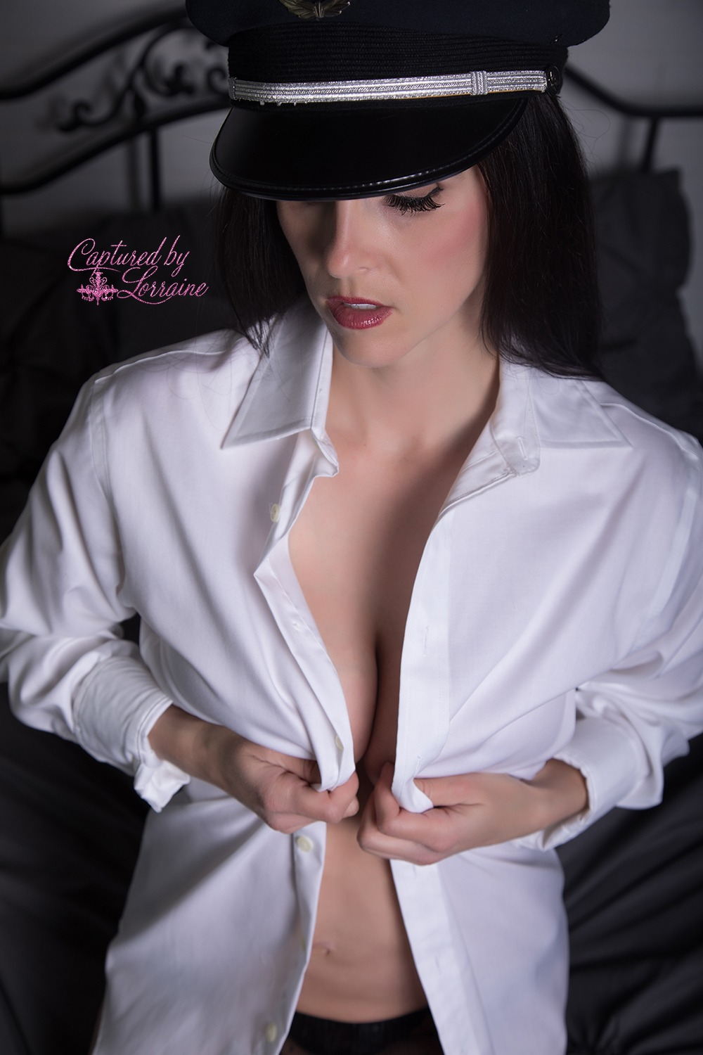 HAmpshire Il boudoir photography
