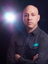 Erick Redcloud Portrait
