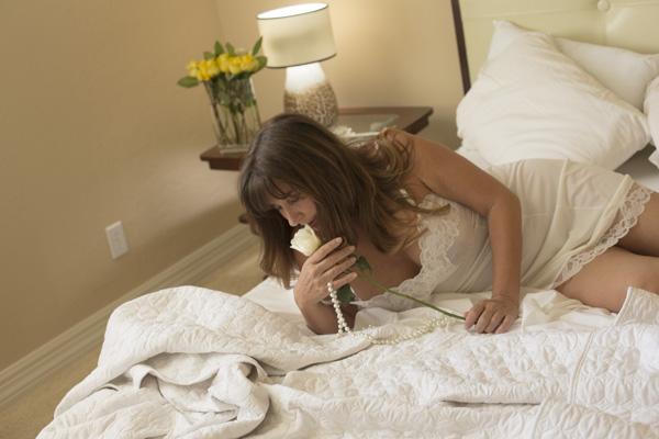 The technology of boudoir lighting for location settings