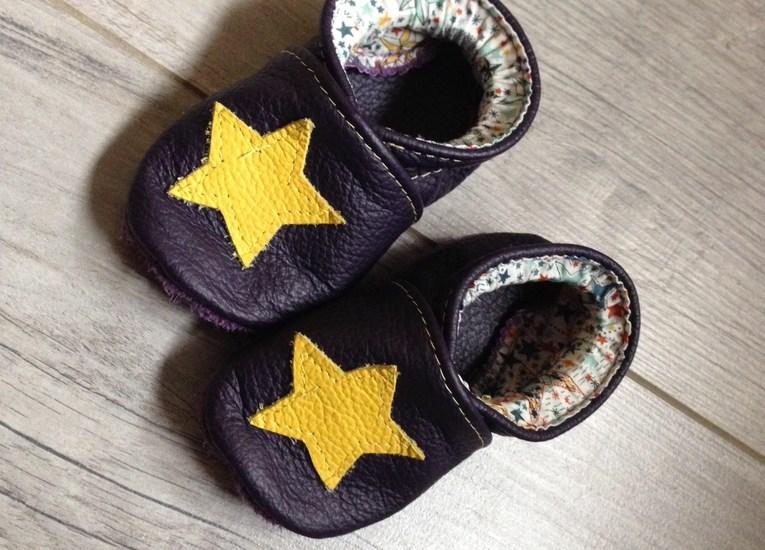 Des petits pieds bien chaussés