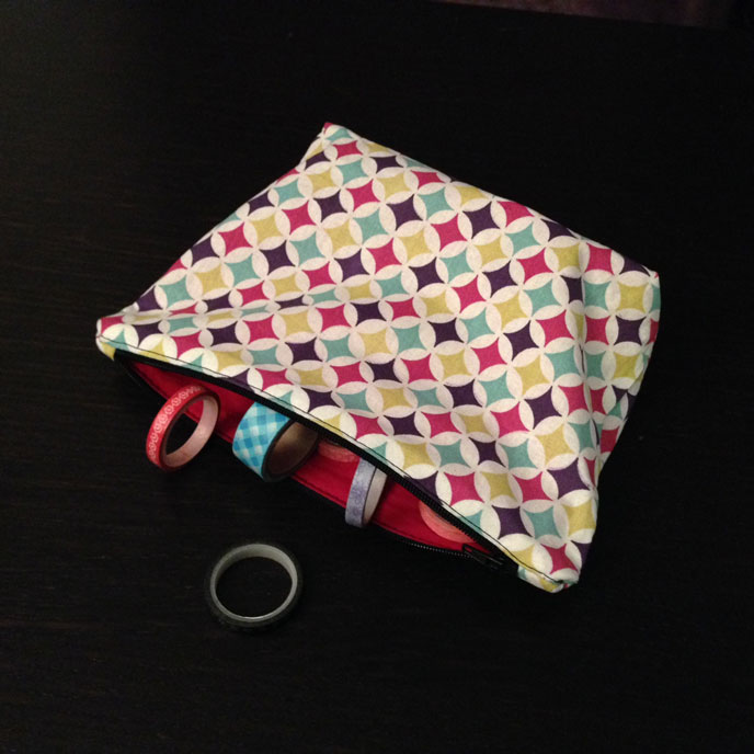 Trousse-washi