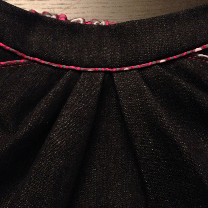 Mini Perle ceinture
