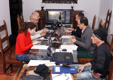 Workshop de Photocreation por Gonzalo Villar - Photo: Manuel Torres