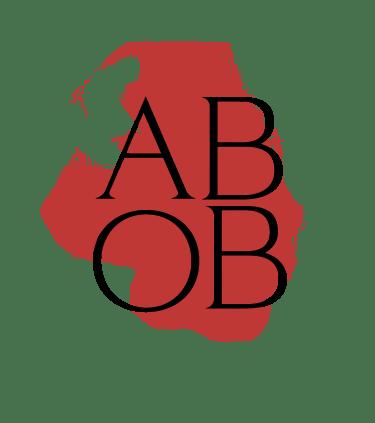 Yvonne Moryc boudoir photographer ABOB logo