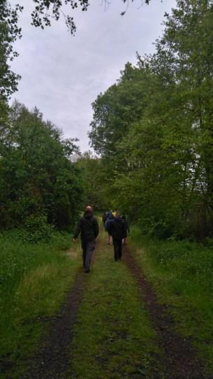 randonnée du 30 avril 2017 dans Boudré