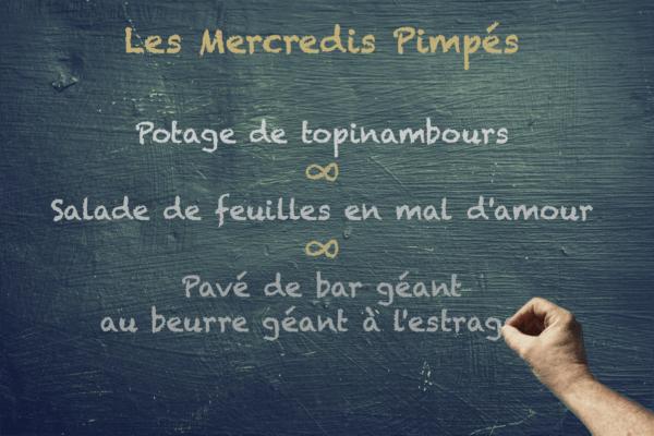 Mercredis pimpés - Recettes de repas mi-semaine no. 1   BouffeTIME!