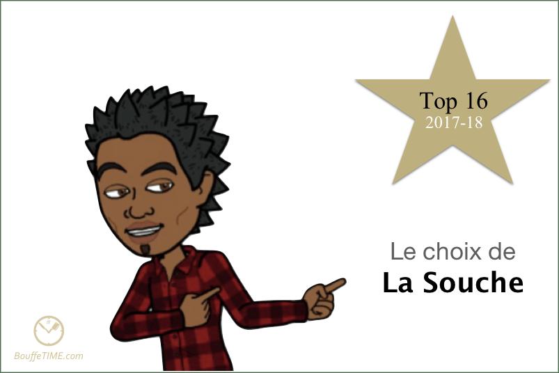 Le choix de René-Jean DuPays (dit La Souche) | Top 16 2017-18 | BouffeTIME!