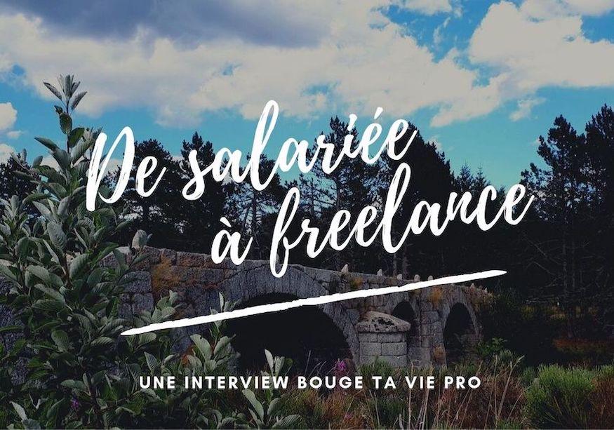 De Salariée à Freelance : une Transition à Mon Rythme – Interview