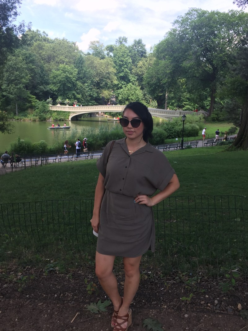 xoxo, New York: Central Park