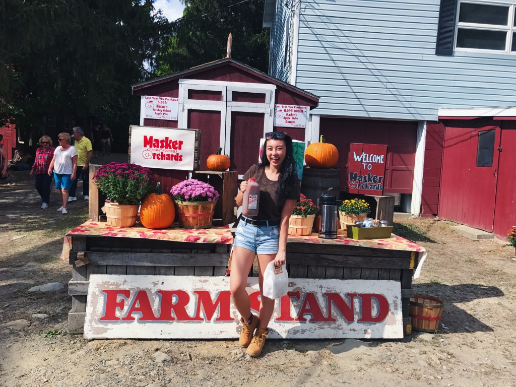 Fall Fun: Apple Picking 🍎