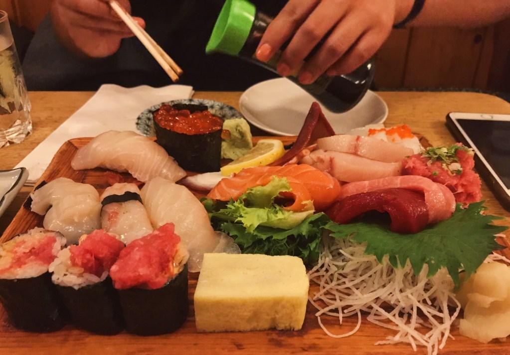 Picky Palates: Tomoe Sushi