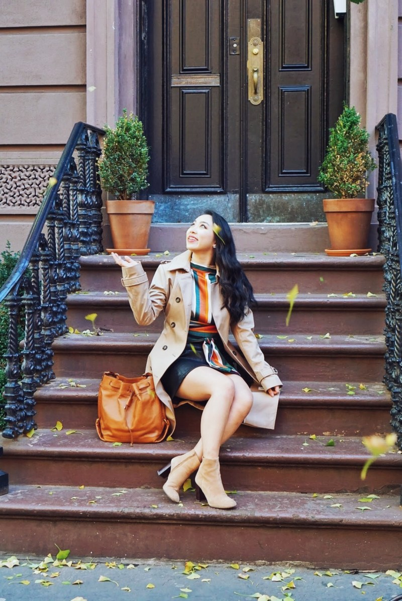 Autumn OOTD: Cornucopia of Colors