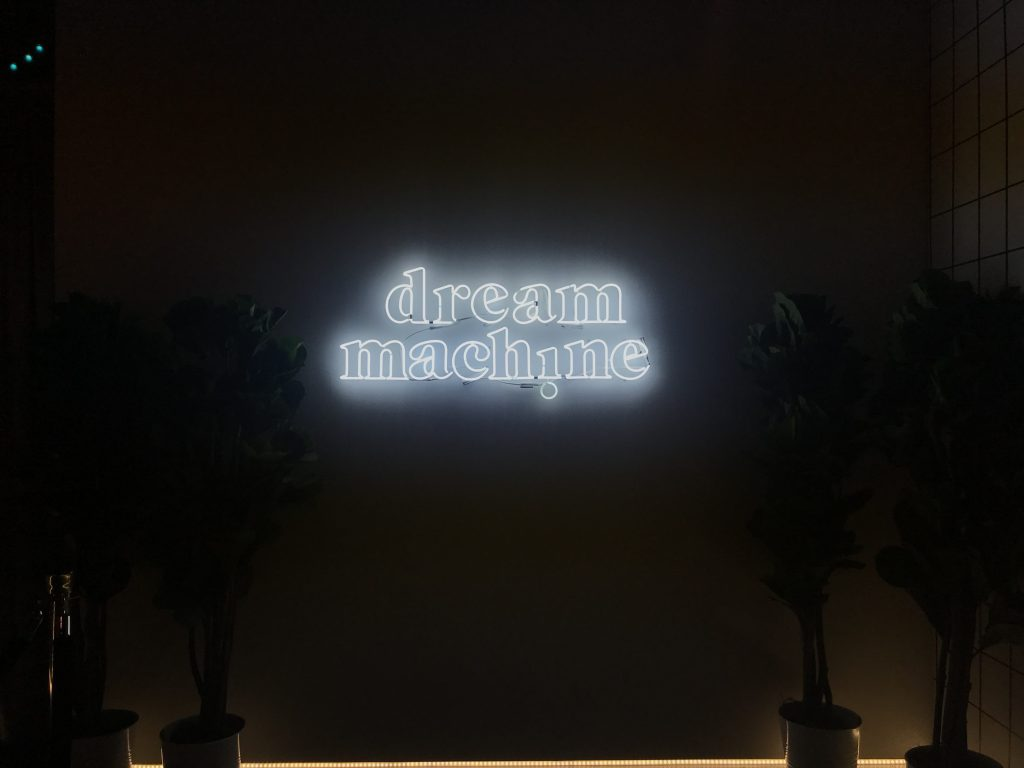 xoxo, New York: Dream Machine