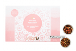 """Click Image to purchase David's Tea """"The rose Essentials"""" set as a mother's day gift"""