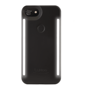 Click on image to Purchase Black iPhone case by Lumee