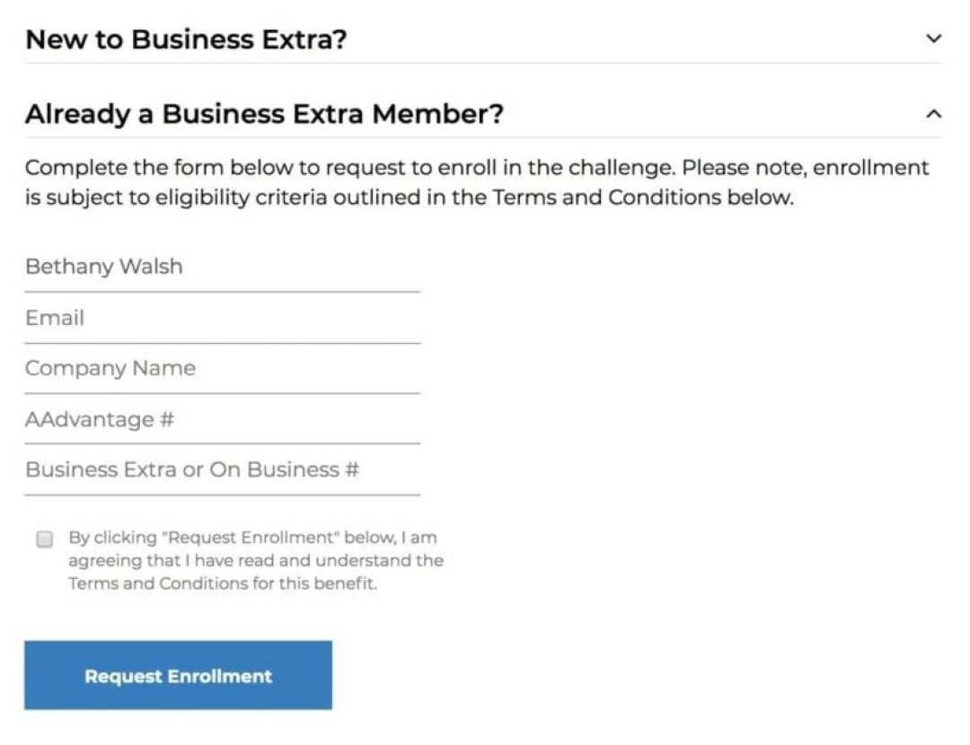 Founderscard AAdvantage Status Challenge