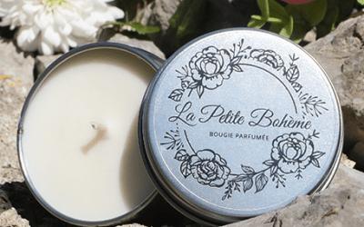 Fabriquer une bougie parfumée, quelle cire et quel contenant utiliser?