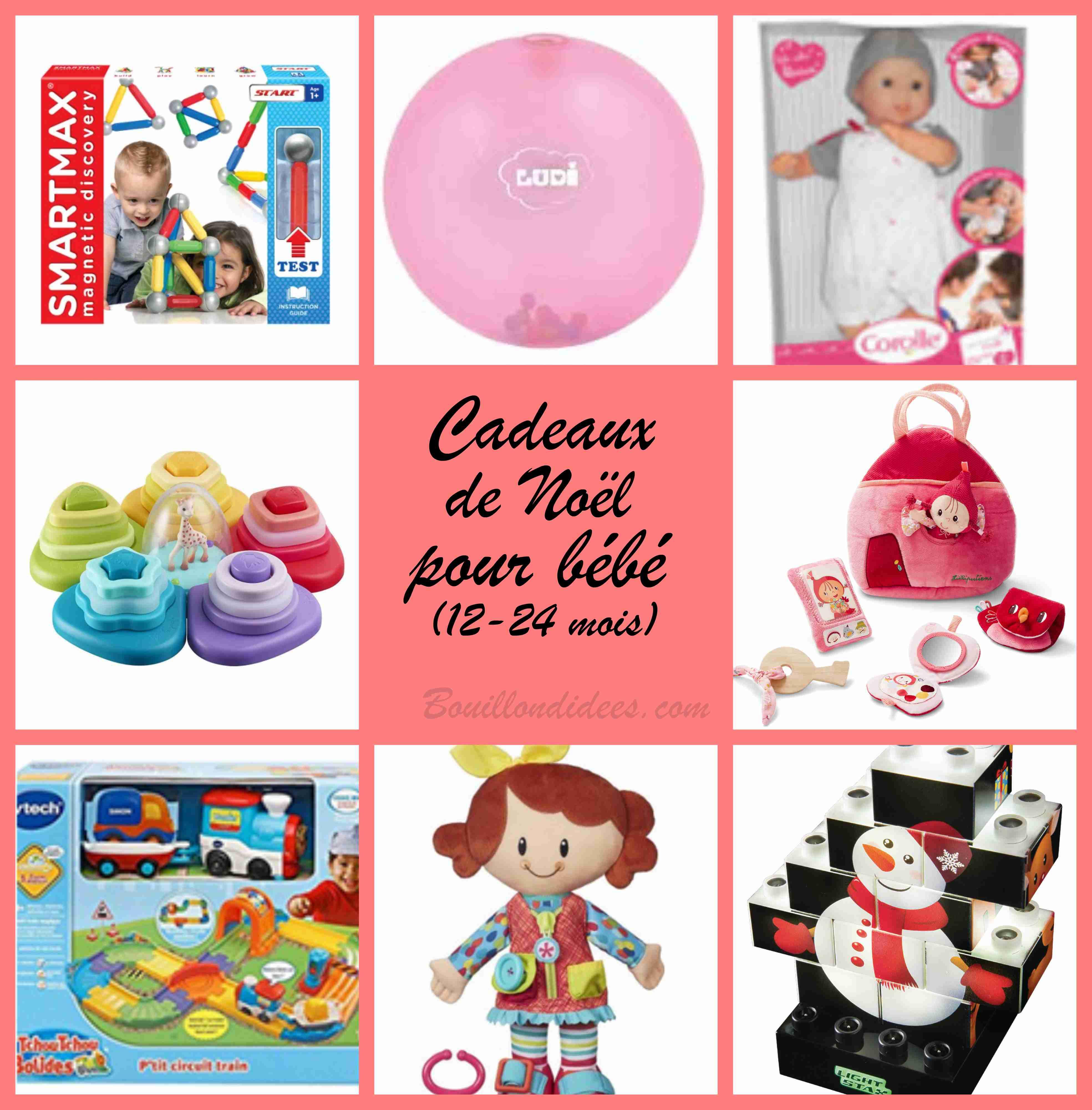 TOP Cadeaux De Nol Pour Bb Wishlist Bb Fille 12 24