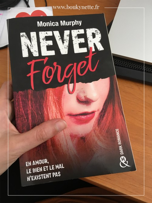 Never Forget - Monica Murphy