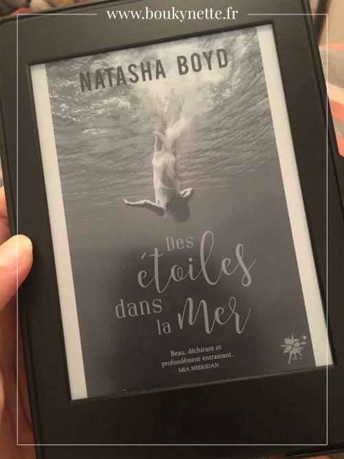 Des étoiles dans la mer - Natasha Boyd