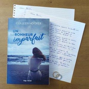 Un bonheur imparfait - Colleen Hoover
