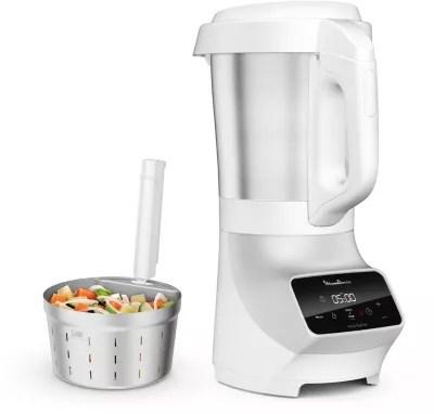 moulinex soup plus lm926b00 blanc 2l