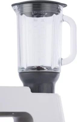 accessoire robot de cuisine kenwood kah358gl blender verre 1 6 l boulanger