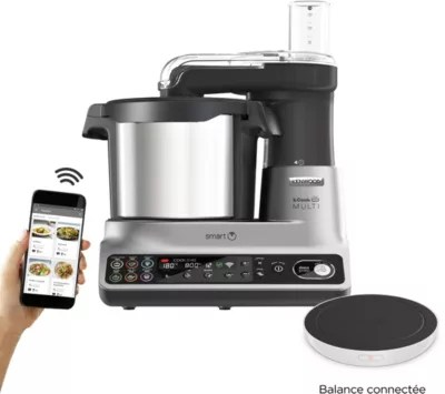 robot cuiseur kenwood kcook multi smart ccl455si