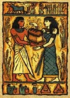 pain egypte