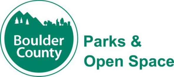 Boulder County Parks & Open Space logo