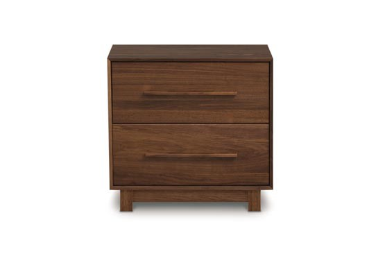 Sloan 2Drawer Nightstand  Urban Mattress Boulder