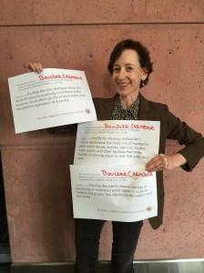 Boulder Chamber Pledge