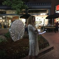 "Rebecca DiDomenico's ""Constellatory,"" part of Experiments in Public Art"